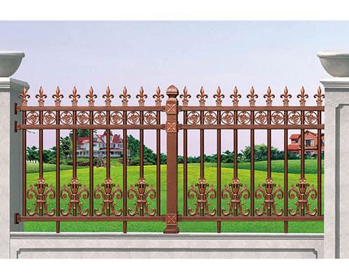 院子外墙护栏