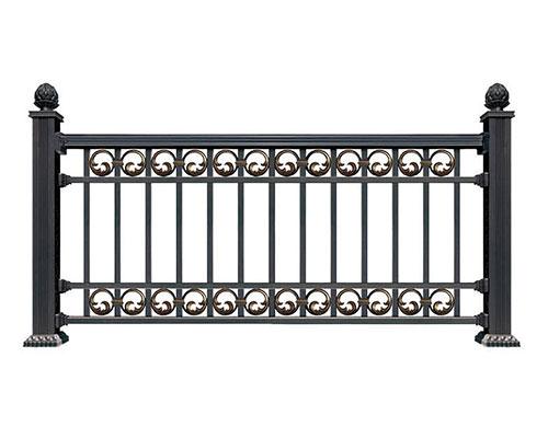 江西铝艺阳台护栏