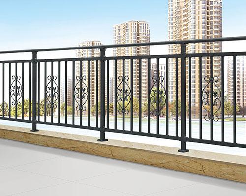 锌钢阳台护栏定做