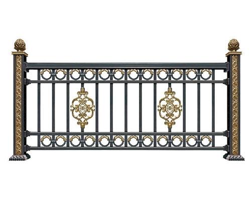 安义铝艺阳台护栏安装