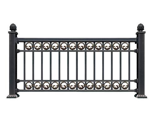 安义铝艺阳台护栏