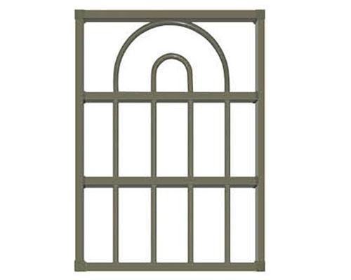 安义锌钢防盗窗