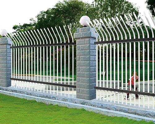 安义锌钢围栏