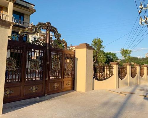 赣州庭院护栏