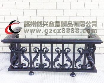 锌钢空调栏杆图片