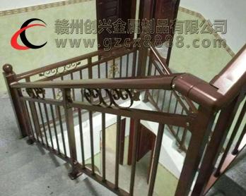 锌钢楼梯扶手报价
