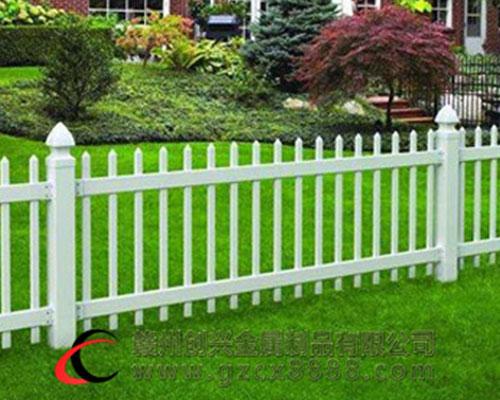 别墅花园围栏图片