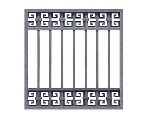 铝艺防护窗订制
