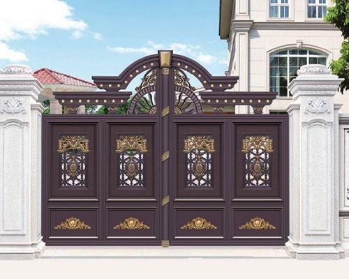 江西庭院大门