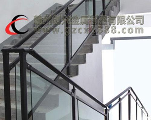 锌钢楼梯扶手厂家