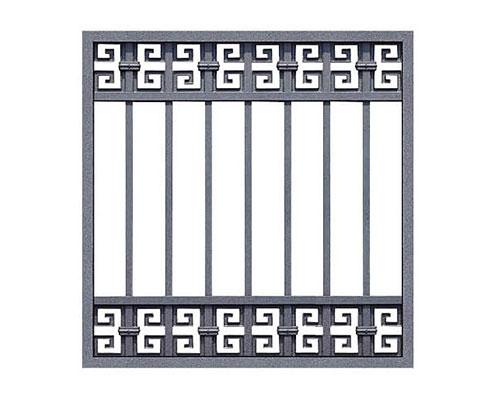 安义铝艺防护窗订制
